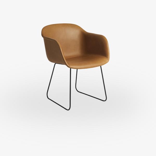 stoel-muuto-la-fiber-armchair-sled-base-upholstery-004-leer