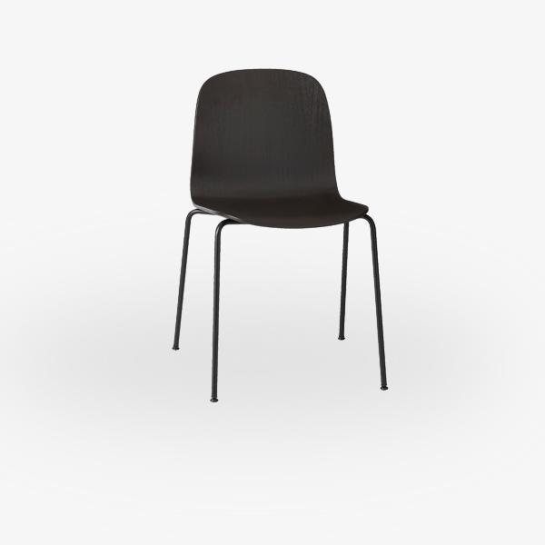 stoel-muuto-la-visu-tube-base-001-zwart