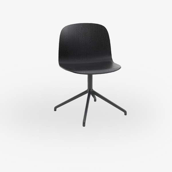 stoel-muuto-la-visu-wide-swivel-base-001-zwart