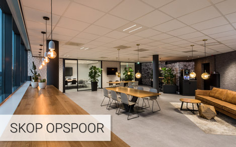 Kantoorinrichting door GZ OfficeXperience -SKOP