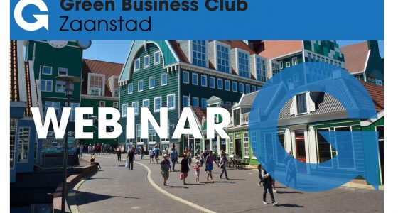 Webinar mobiliteit Green Business Club